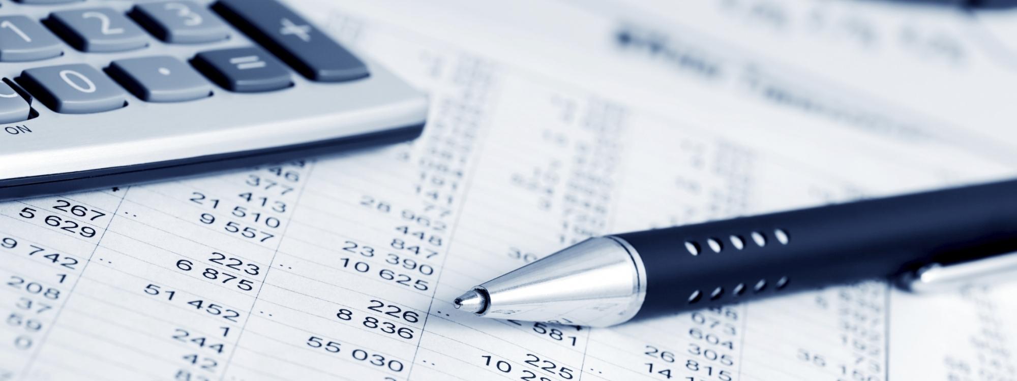 Finance and Accounts
