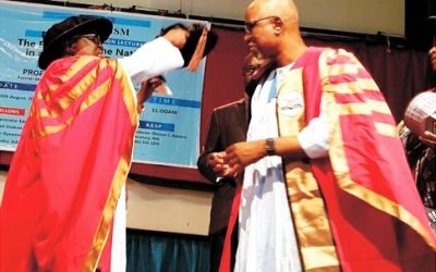 NAL inducts Prof. Rasheed, four others as fellows