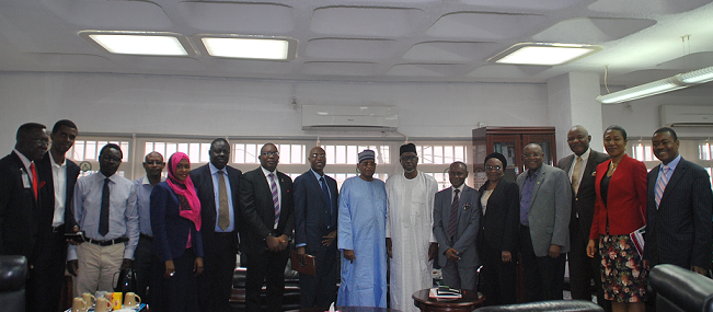 Prof. Rasheed Underscores Importance of Computing in Education — Receives CPN Delegation