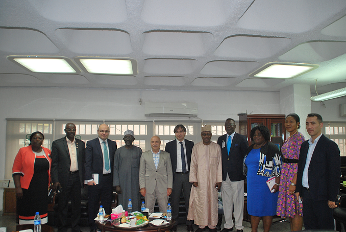 Presidency of Turks Abroad Visits NUC