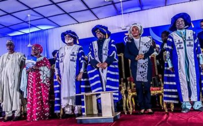PUMS gets N500m grant, 500 students from RVSG — Installs Gen. Abdulsalami Abubakar as Chancellor