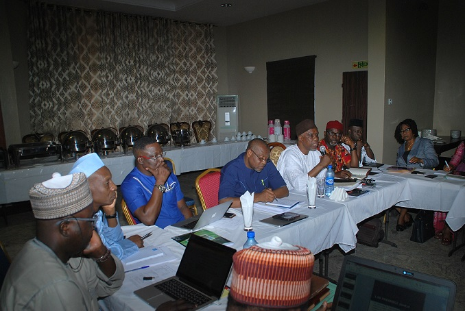 NUC Holds 2018 Management Retreat in Owerri