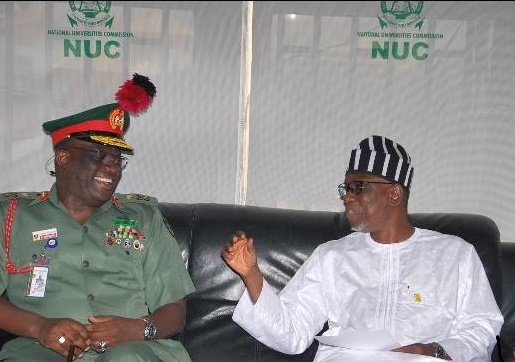 NUC welcomes more specialised Universities