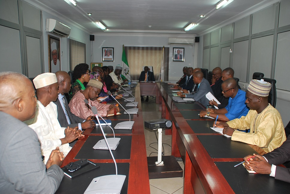 NUC Returns Visit to EFCC