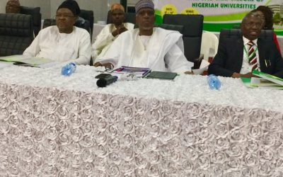 NUC Holds Retreat for Vice-Chancellors of Nigerian Universities