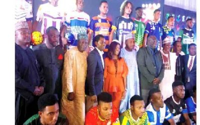 Higher Institutions' Football League Holds Draws Dinner