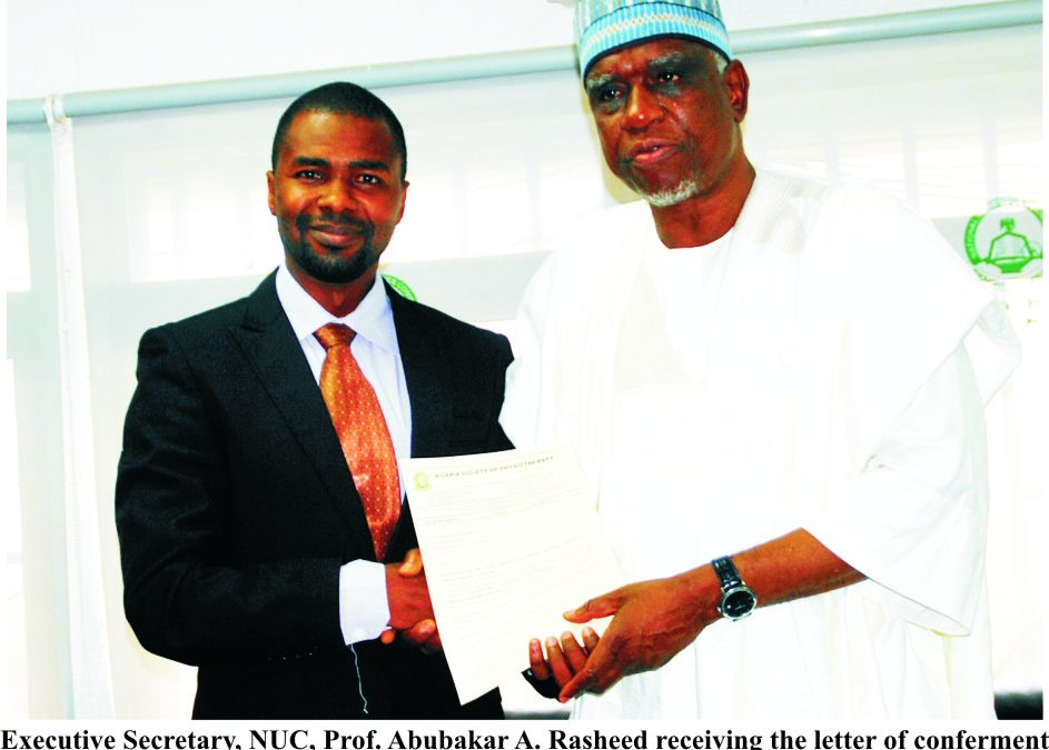 Prof. Rasheed Becomes Fellow of Physiotherapy Society