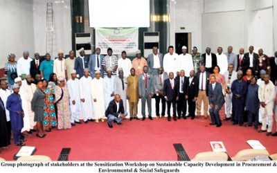 NUC, WB Hold Workshop on Procurement for ACEs