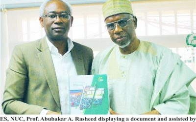 NUC to Partner NESG on Review of Education Blueprint