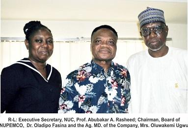 NUC, Major Shareholder in NUPEMCO