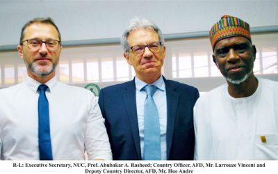 Varsities Must Explore International Collaborations —Professor Rasheed