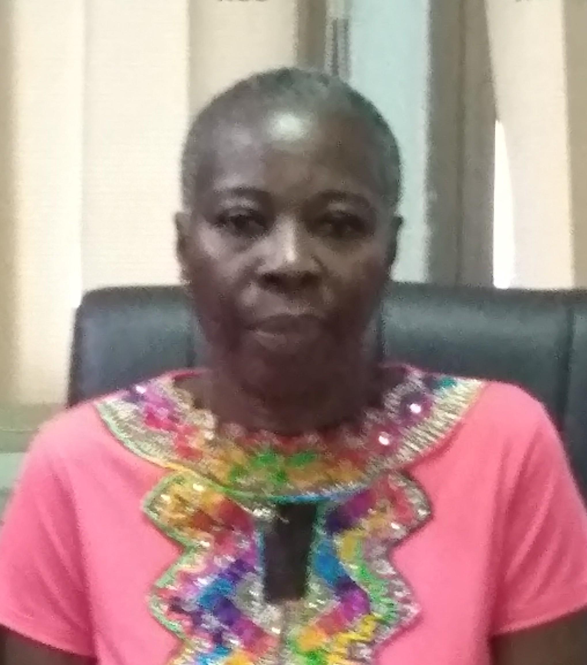Mrs Bamgbala