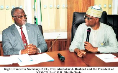 NPMCN Collaborates with NUC in Medical Training